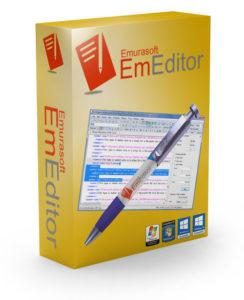Emurasoft EmEditor Professional 21.1.2 With Crack [Latest]