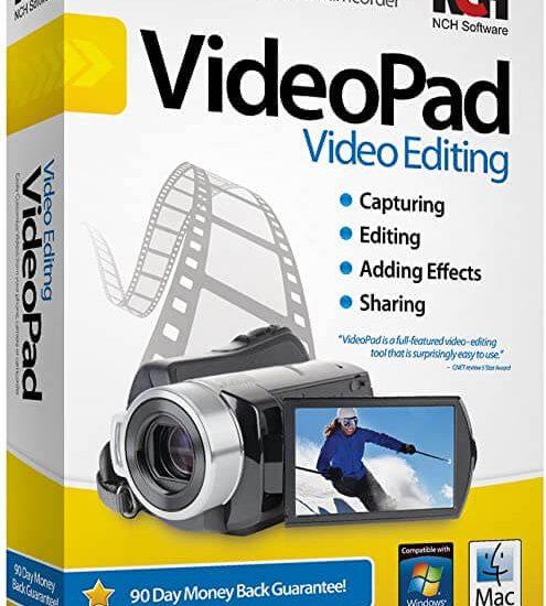 VideoPad Video Editor Crack v10.13 + Free Key Download [2021]