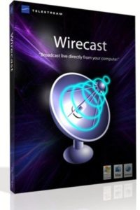 Wirecast Pro 14.1 Crack With License Key Free Download [2021]