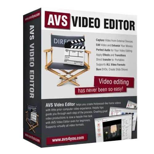 AVS Video Editor 9.4.4.375 Crack + Free Activation Key [2021]