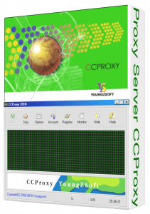 CCProxy 8.0.7.22 Crack With Serial Key Full Download [2021]