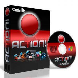 Mirillis Action 4.20.4 Crack With Activation Key 2021 [Latest]