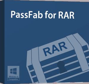 PassFab For RAR 9.5.0.5 Crack + Keygen Full [Latest] Version