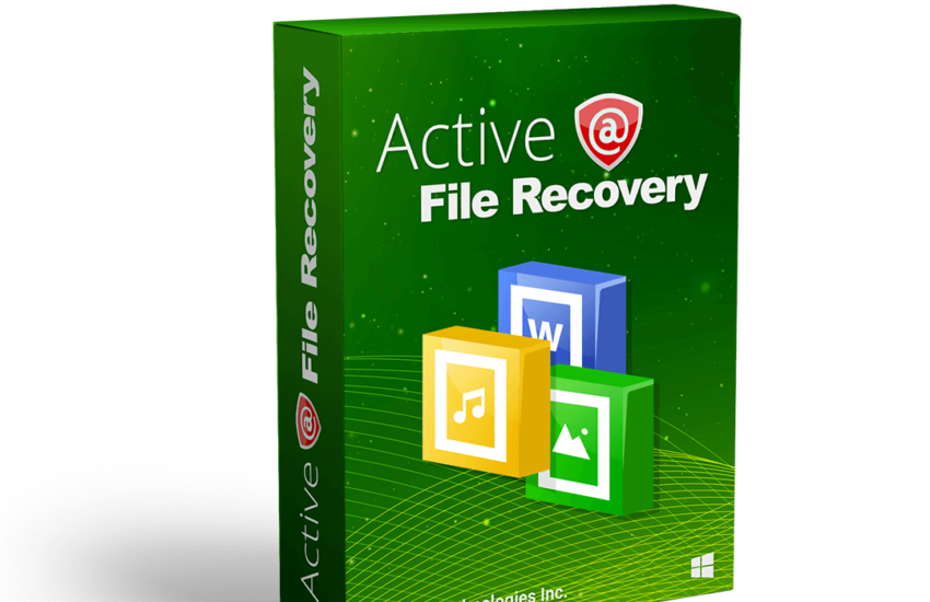 Active File Recovery Crack 21.1.1 + Serial Key Full 2022